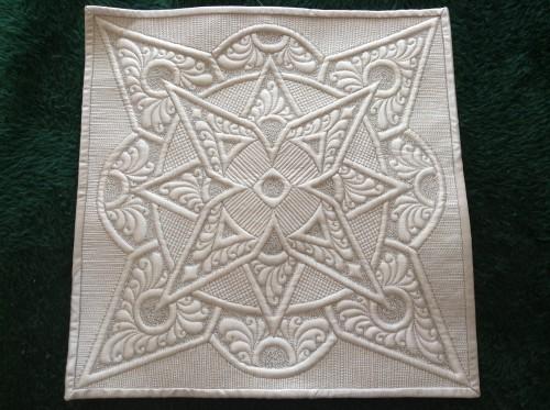 Mini wholecloth