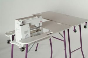 extension table for portable sewing machine
